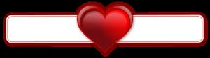 bandeau coeur